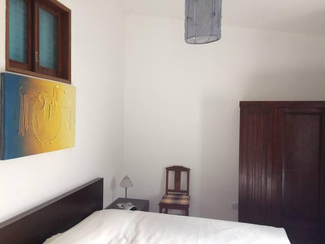 Double room / Quarto de Casal