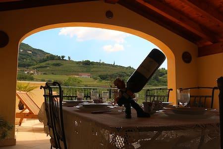 Country suite Papaveri - La Palma Negrar - Negrar - Wohnung