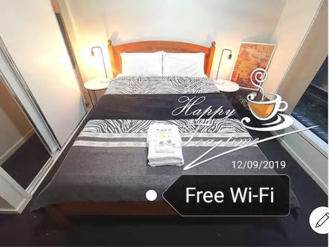 Room 45 min Brisbane CBD or 55min to Gold Coast