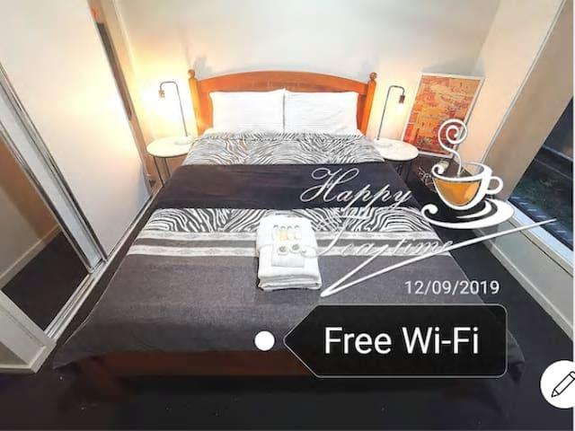 Room 45 min Brisbane CBD or 55min to Gold Coast