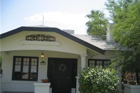 Charm of Downtown Phoenix Bungalow - Phoenix - Maison