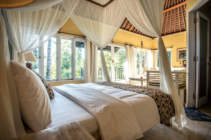Bali Eco Resort - tranquil and calm - Delima