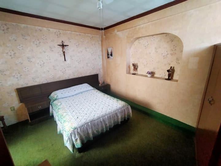 Habitación agradable en el centro de Irapuato