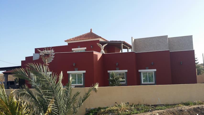 Casa Ary. Disfruta de fuerteventura - Tesejerague - Ev