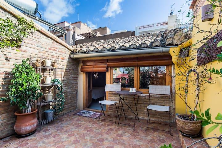 Preciosa casa junto al mar - València - House