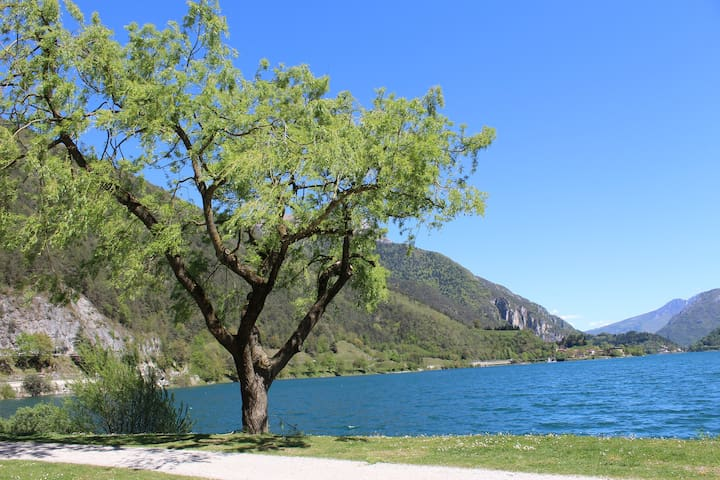 Chalet Bucaneve Ledro, vicino al lago di Garda