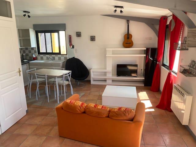 Appartement idéal pour visiter la Dordogne
