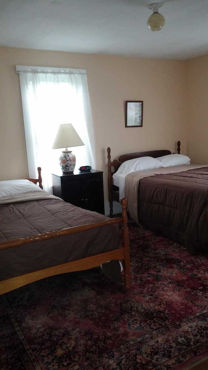 Partridge Place Bedroom 2