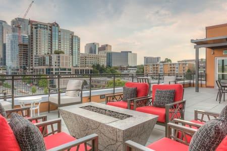 Stylus 1B brand new apartment on main st - Bellevue
