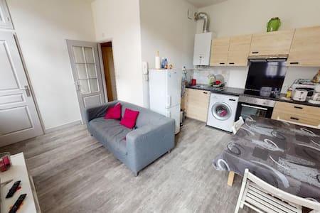 Appartement au rdc en hyper-centre de Rochefort