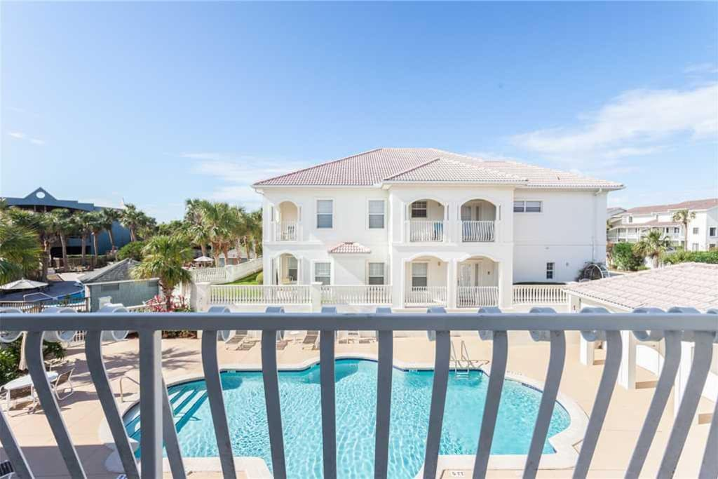 Pool View - Having the Villas Ocean Gate Pool right outside your door makes getting out there to work on your tan so quick and co