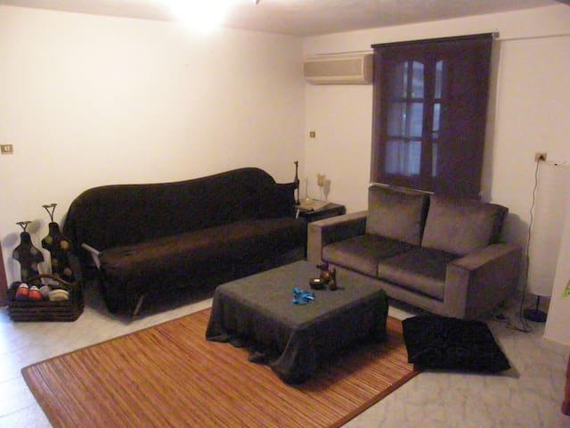 Ιδανικό διαμέρισμα Δίπλα στα Λουτρά Πόζαρ!! - Loutraki - Apartemen