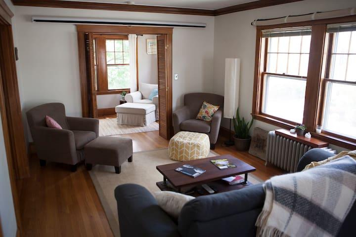 Comfortable Private Room in Arlington - Arlington - Apartment