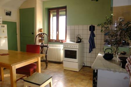Charmant appartement dans maison - Apartemen