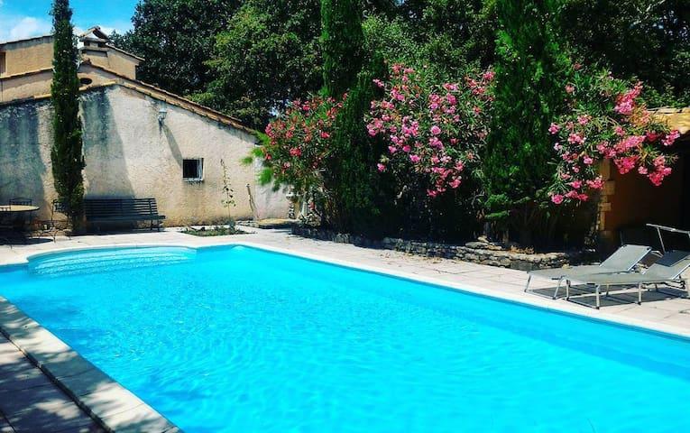 Maison les Cigales - Chantemerle-lès-Grignan - 단독주택
