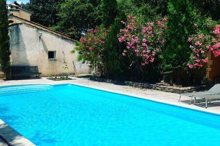 Maison les Cigales - Chantemerle-lès-Grignan - Haus