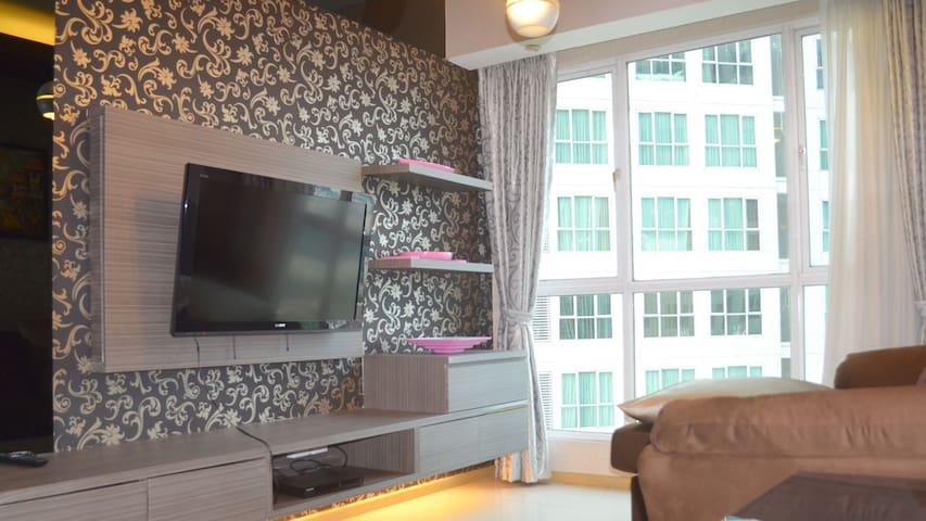 3 Bedrooms Suite of Madame Yurika @Gandaria