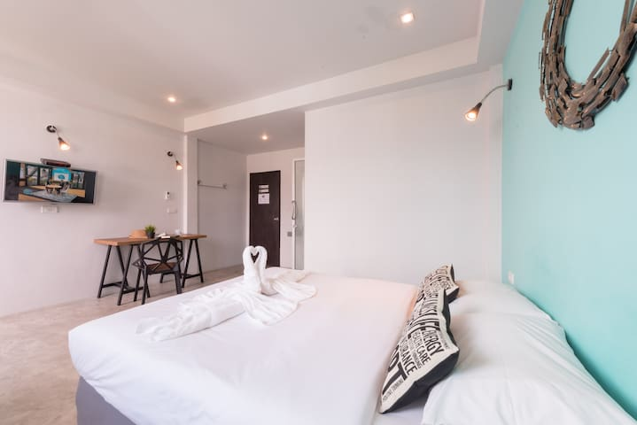 Cozy double room in patong beach