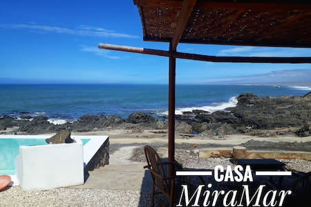 Casa MiraMar. Habitación triple 1. Tanaca.