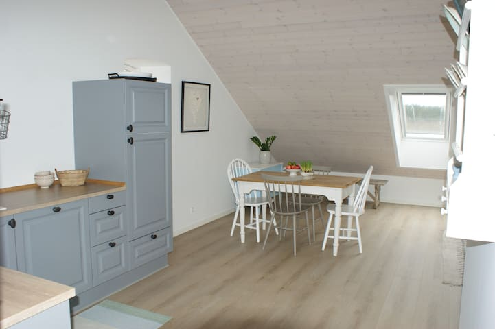 Lustrup Farmhouse 1st floor Apartment 5B, 63 m2