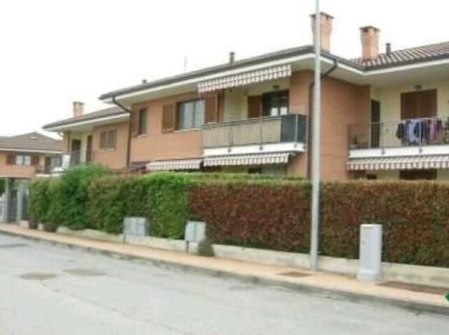 Grazioso appartamento a due passi dall'aeroporto - San Maurizio Canavese - Daire