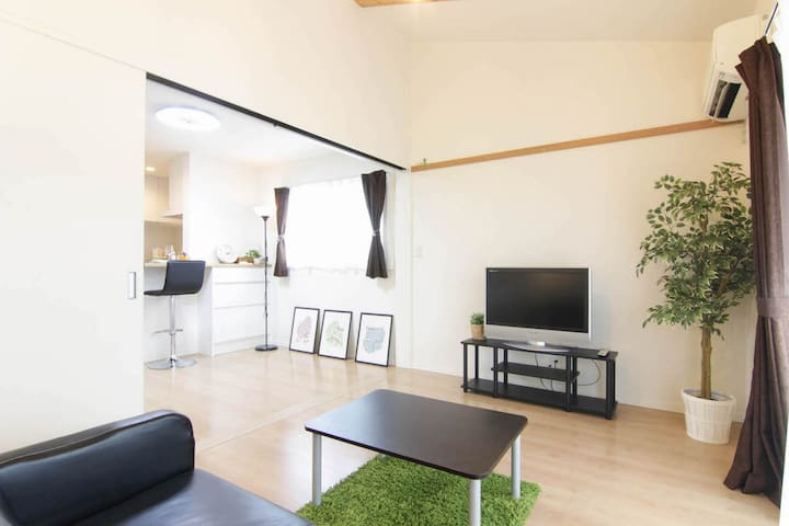 リビングとダイニング・Living and dining room