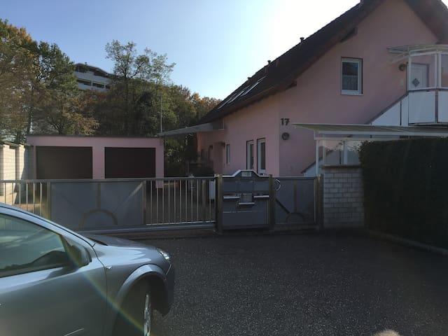 Gästehaus Windheim (Büchig 3Z) - Stutensee - Lejlighed