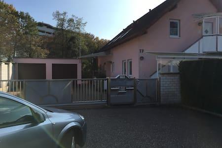 Gästehaus Windheim (Büchig 3Z) - Stutensee - Pis