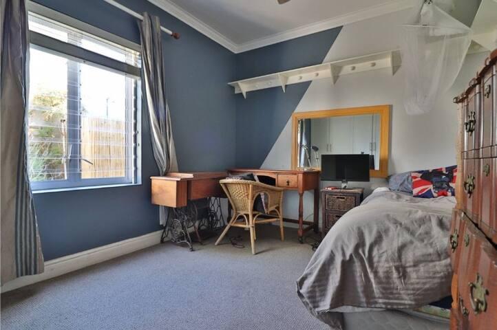 Downstairs: Bedroom 2