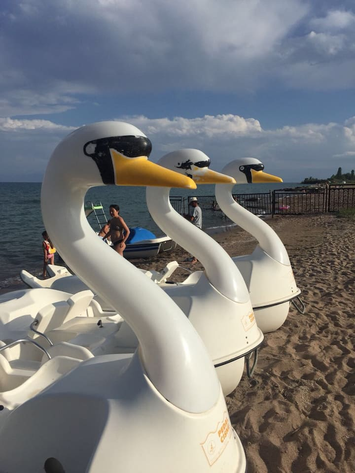 Жемчужина  мира озеро ИССЫК-КУЛЬ