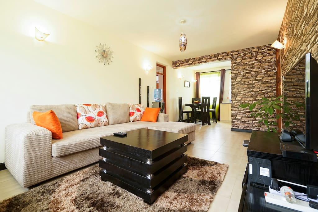 Living room/Lounge area.