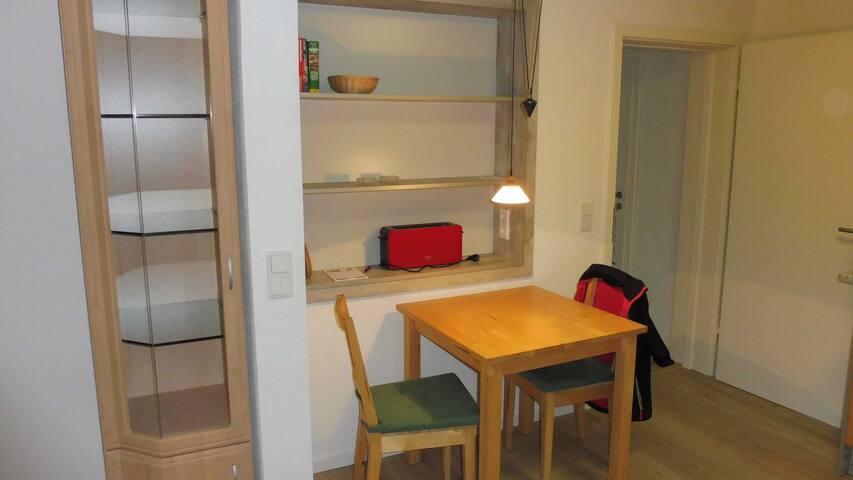 Gunnesson, Anne, Wohnung unten