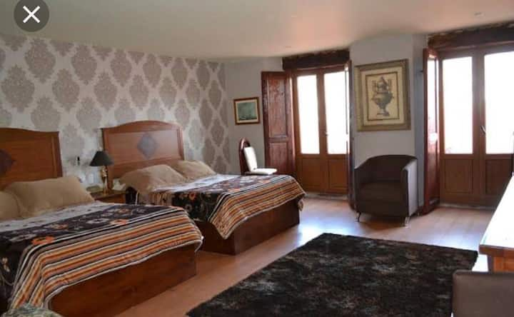 Hotel Casa Santa Lucía Presidential Suite