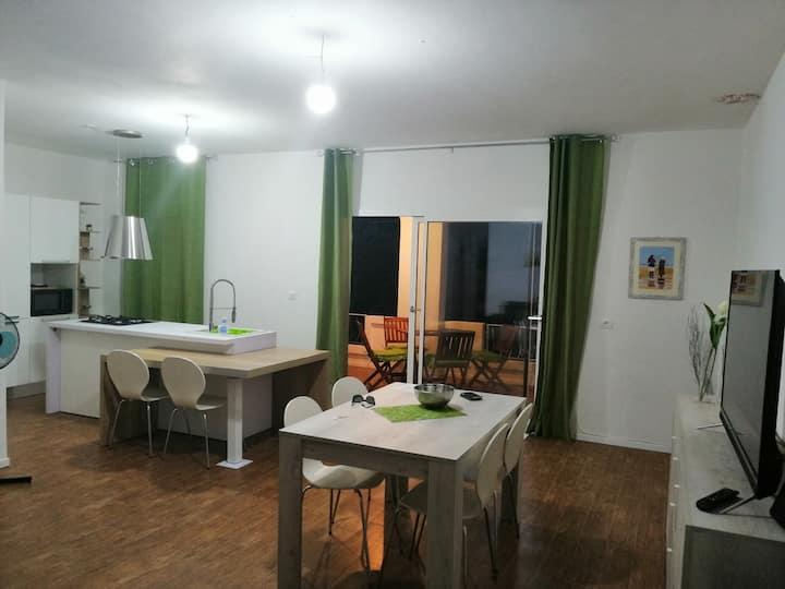 Appartamento ristrutturato modernissimo