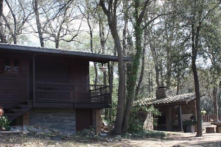 Casa de fusta per amants natura - Fornells de la Selva