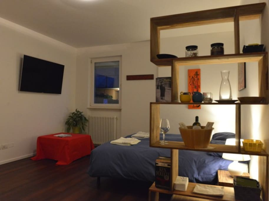 Bike and wine b b chambres d 39 h tes louer rovereto for Chambre wine