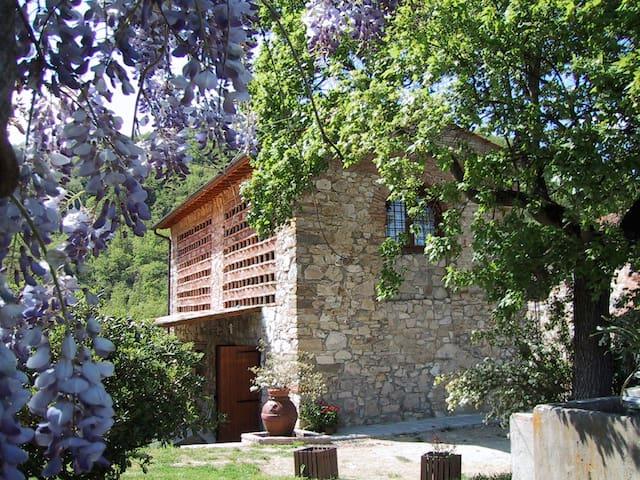 Antico Fienile in Toscana - Rosano - บ้าน