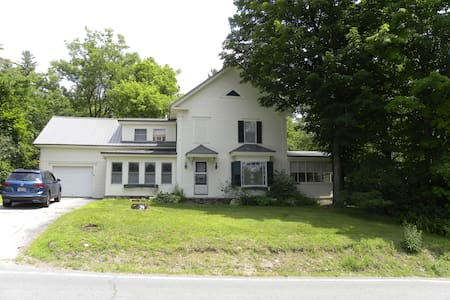 1850s Farmhouse close to Bretton Woods.