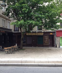 Grand 2 pièces SAINT ETIENNE HYPER CENTRE - Saint Etienne - Daire