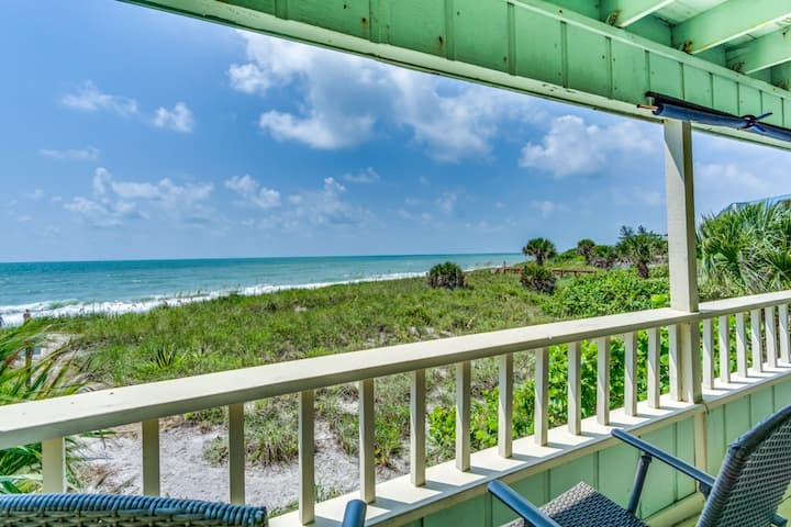 Gulf Front Condo Englewood  Florida