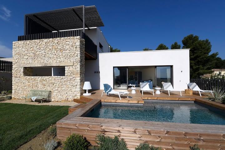 Les Loges en Provence - Villa « Ventoux »