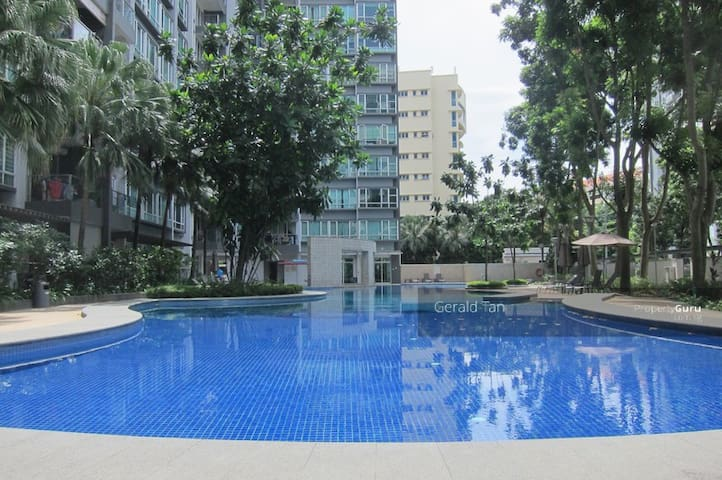 Potong Pasir apartment