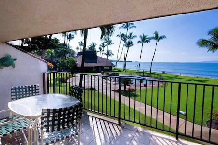 Maalaea Surf Resort #C-7 --- Gorgeous Remodel! - 基黑