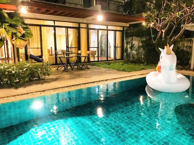 HUGE 5 bedroom pool house ❤️ of BKK