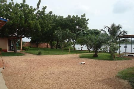 Paradise at the Volta River - Greater Accra Region, GH