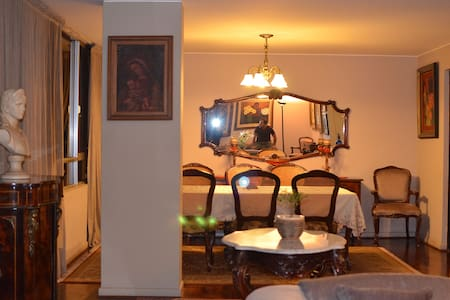 MIRAFLORES - Cozy and Big apartment - Miraflores