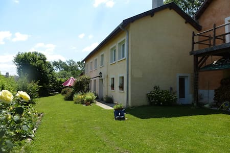 maison dauphinoise - Biol - Bed & Breakfast