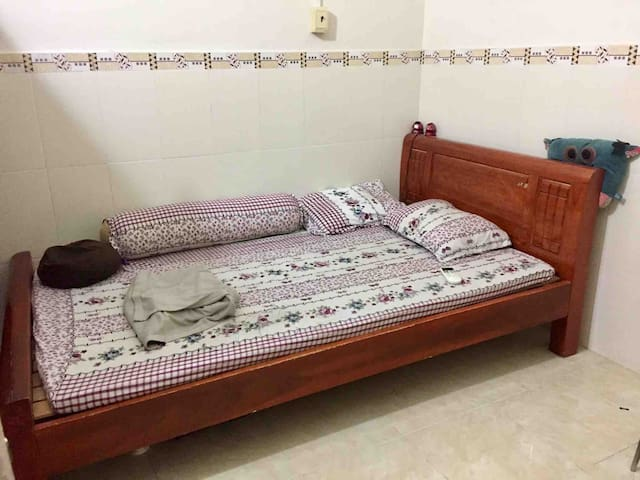 Cheap and clean private room - Haha homestay