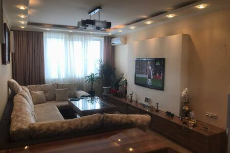6 bedrooms apartment (near Moscow) for WC2018