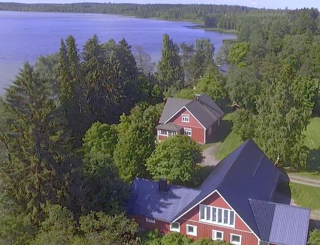 Stunning, spacious flat at lakeshore, Mäntsälä
